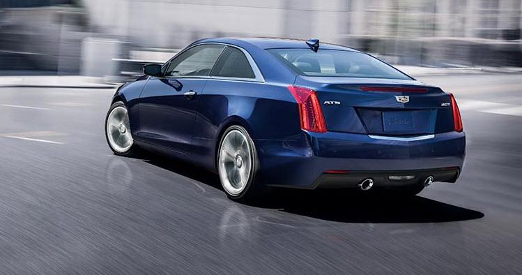 Colorado Springs Area 2016 Cadillac ATS Dealer