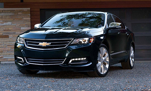 2016 chevrolet impala massillon near akron oh. Black Bedroom Furniture Sets. Home Design Ideas