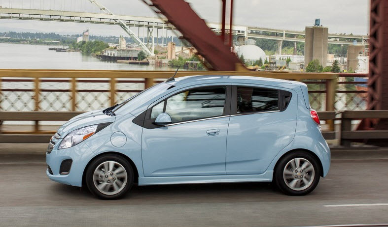 Used Chevy Spark >> Emich Chevrolet Is A Lakewood Chevrolet Dealer And A New Car And