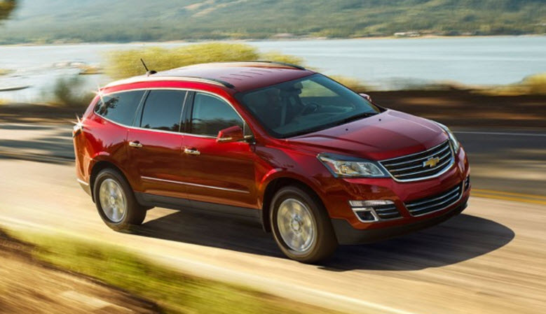 Why Buy 2016 Chevy Traverse Near Akron L Massillon Oh