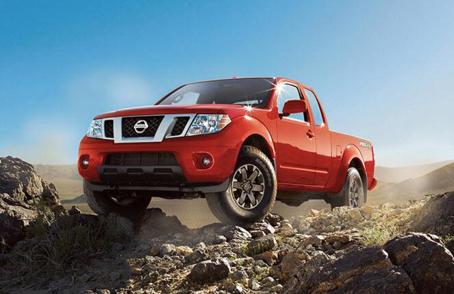 2016 Nissan Frontier dealer