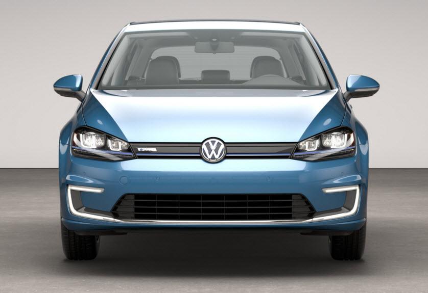 2016 VW e Golf SEL Premium by Charlotte