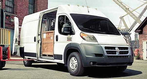 makes van articles promaster ram cargo photos informations