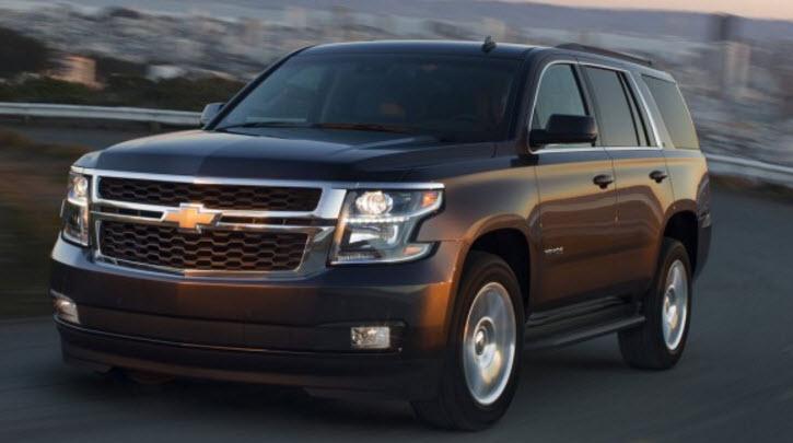 2016 Chevrolet Tahoe Near Denver In Lakewood Co