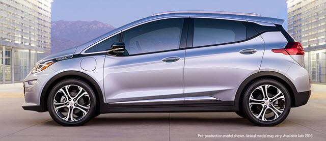 2017 Chevrolet Bolt Ev Quotes Lakewood Co
