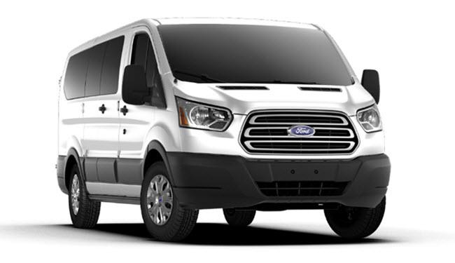 2017 Ford Transit XLT Passenger Wagon