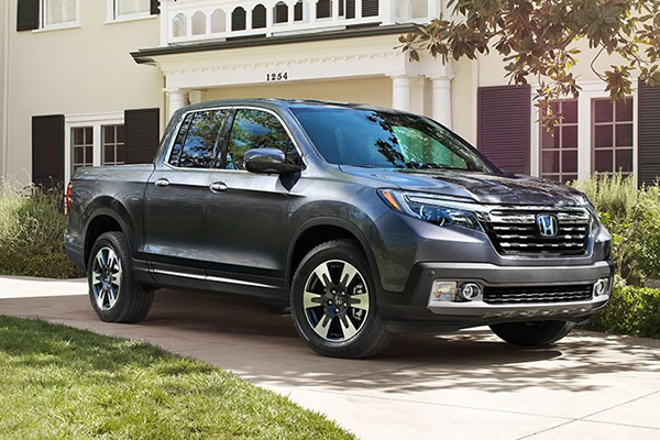 KUNI Honda 2017 Honda Ridgeline in Colorado