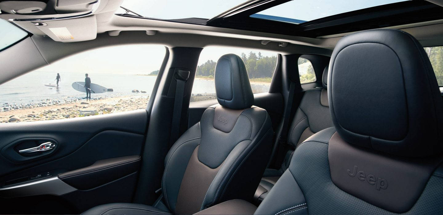 2017 jeep cherokee limited by colorado springs - 2017 jeep cherokee limited interior ...