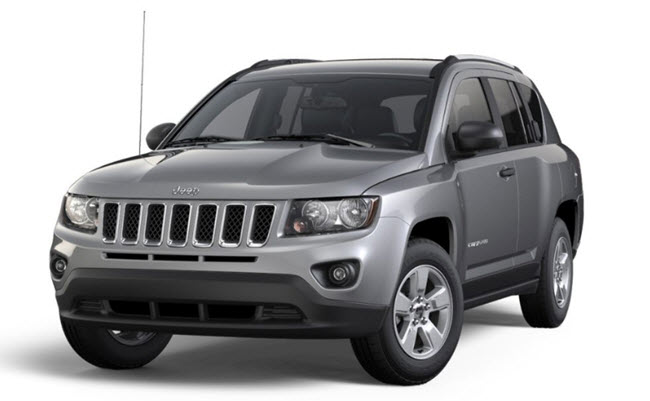 Colorado springs area 2017 jeep compasssport for Jeep dealer colorado springs motor city