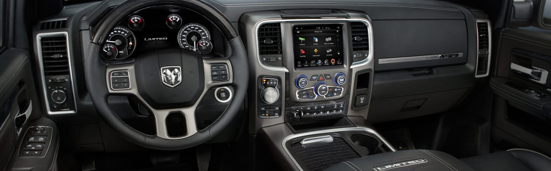 Antioch Illinois   2017 RAM 1500 Interior