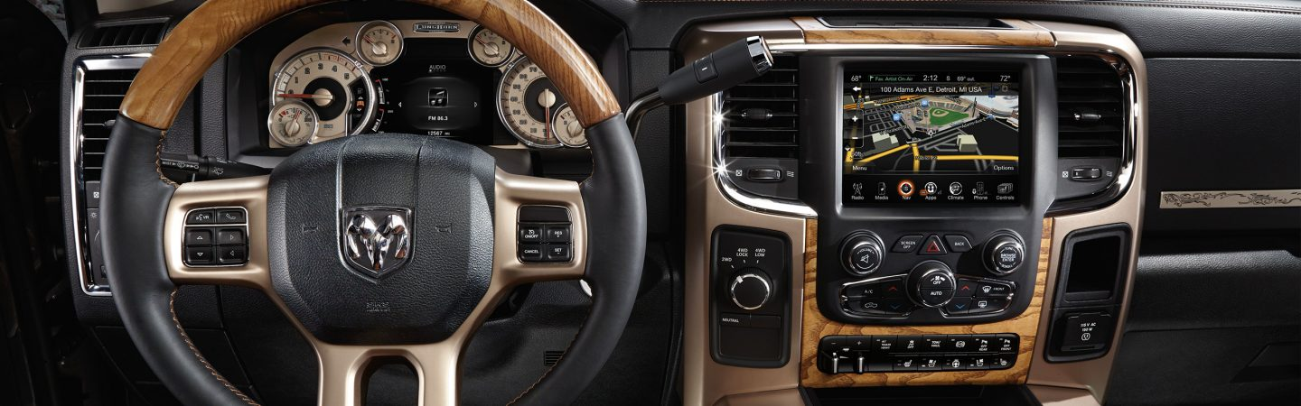 Antioch Illinois   2017 RAM 2500 Interior