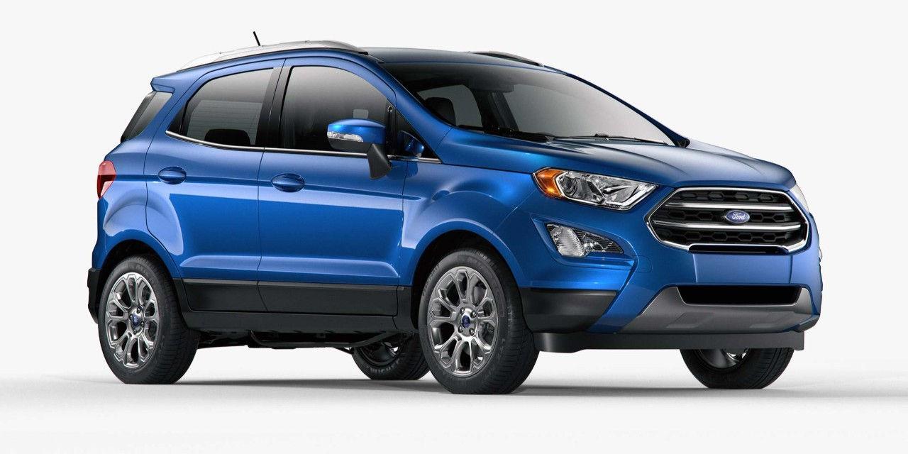 2018 ford ecosport hickory north carolina