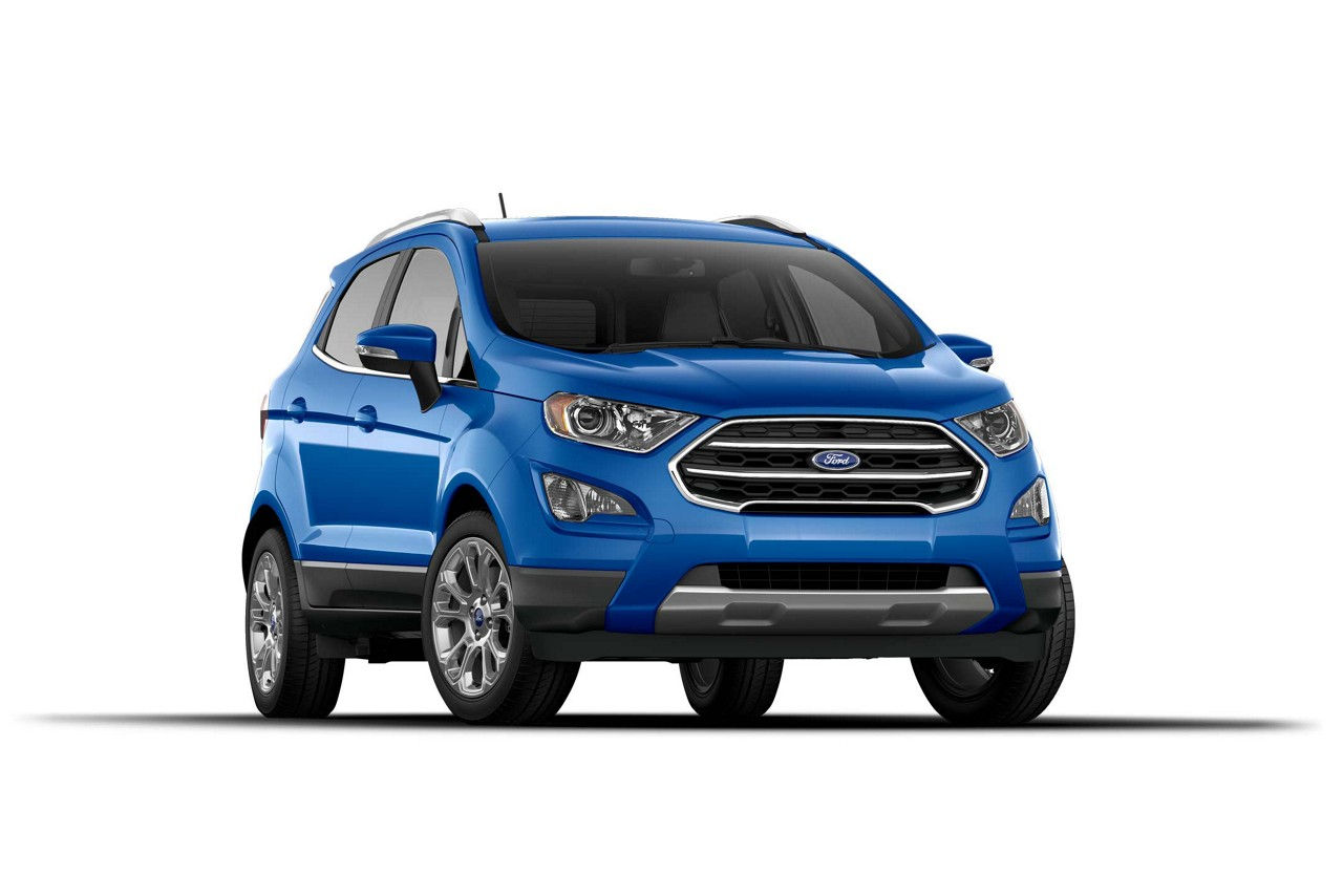 2018 ford ecosport titanium l review l gastonia nc. Black Bedroom Furniture Sets. Home Design Ideas