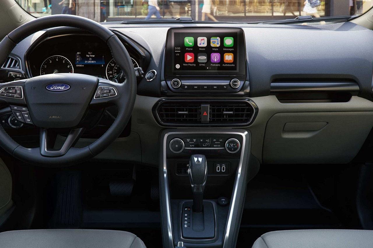 2018 Ford Ecosport Titanium L Review L Gastonia Nc