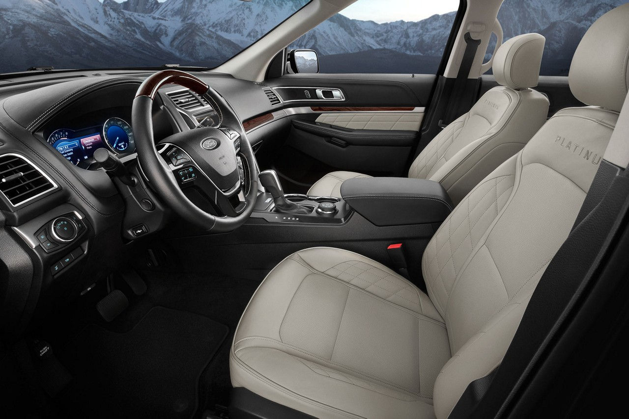 Cloninger Ford Hickory Nc >> Test Drive 2018 Ford Explorer Hickory NC