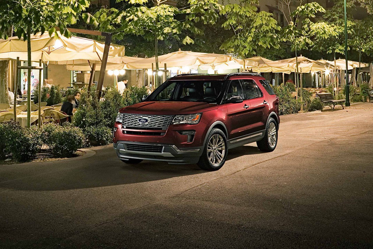 2018 ford explorer platinum denver colorado