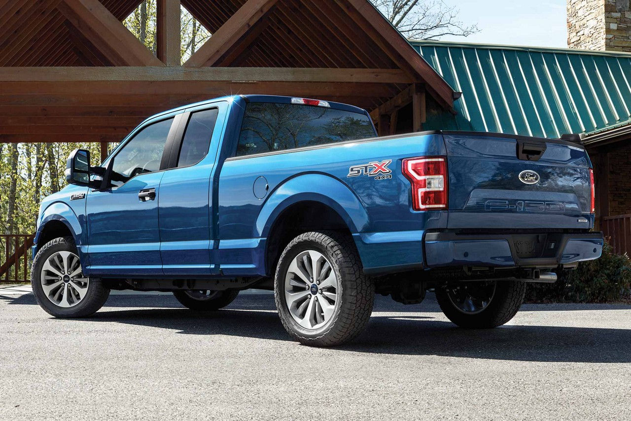 2018 ford f 150 morganton nc for Ford f 150 exterior accessories