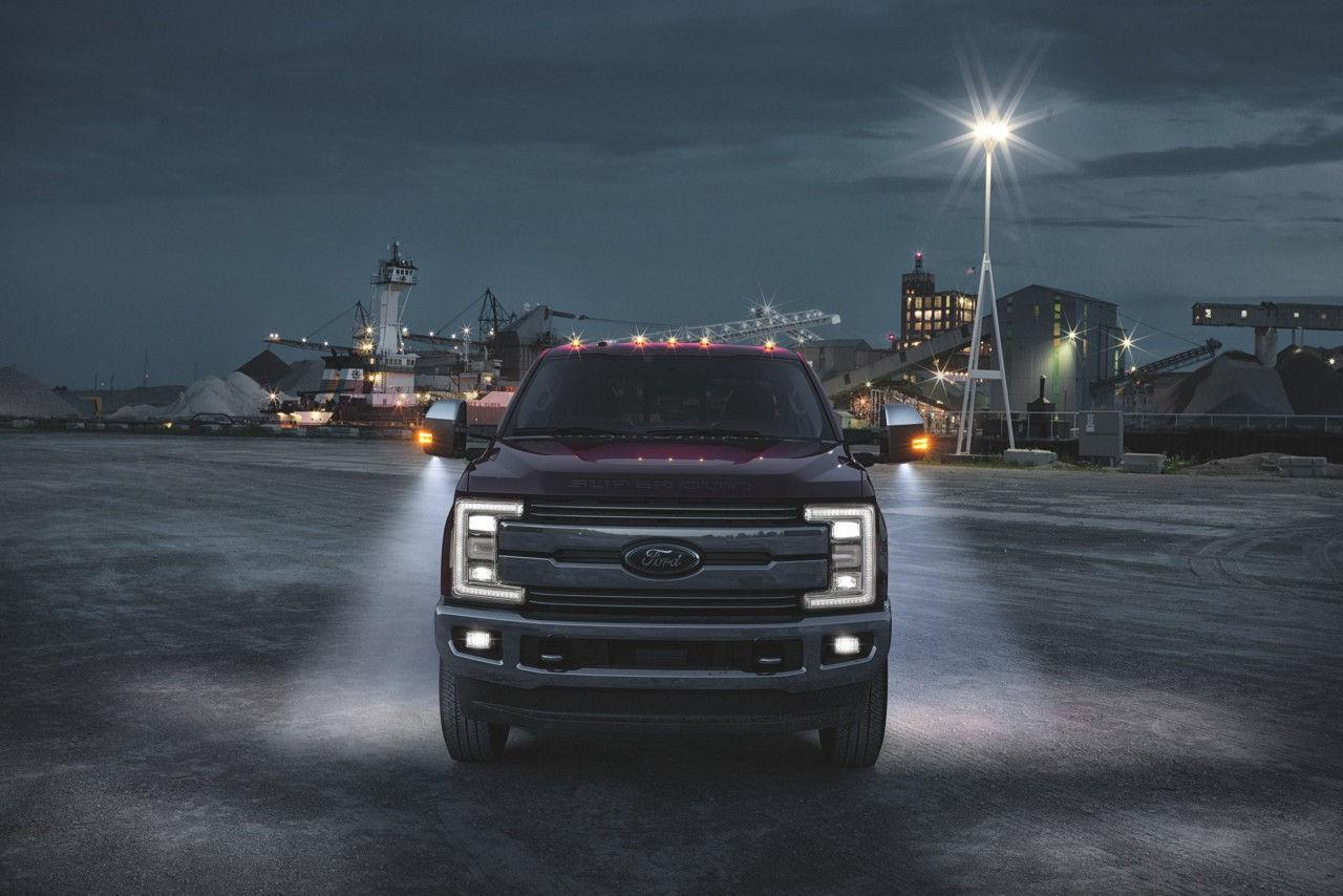 Ogden Utah - 2018 Ford Superduty's Overview