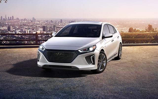 Hyundai Ioniq Plug-in Hybrid near Longmont CO