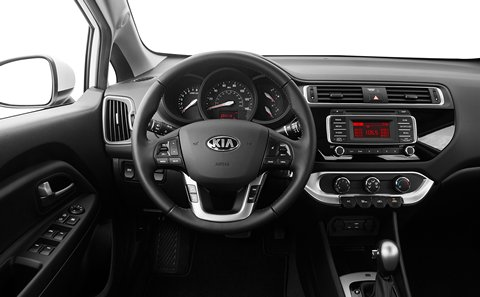 2018 Kia Rio Ex Near Lawrence Kansas Briggs Kia New Kia