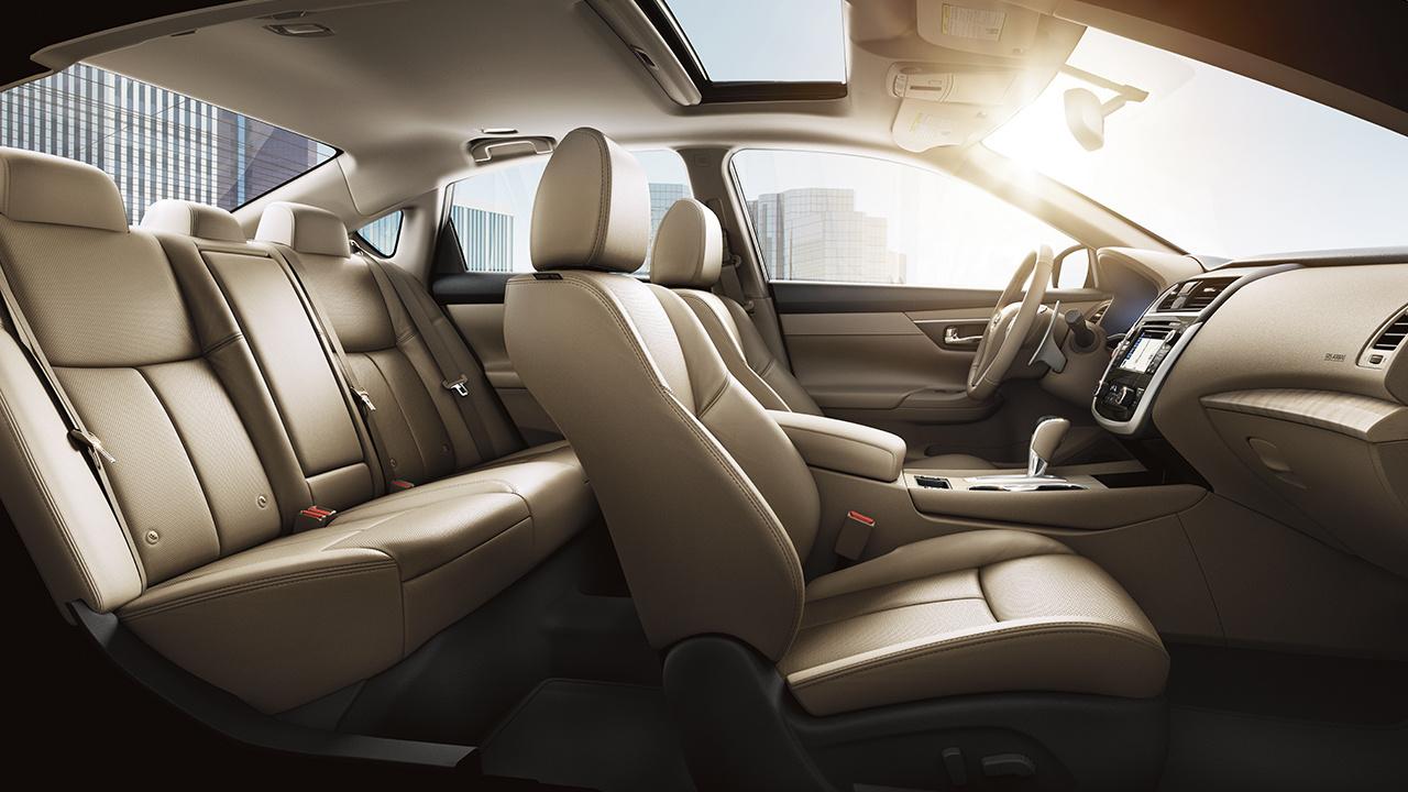 Crystal Lake IL - 2018 Nissan Altima MECHANICAL