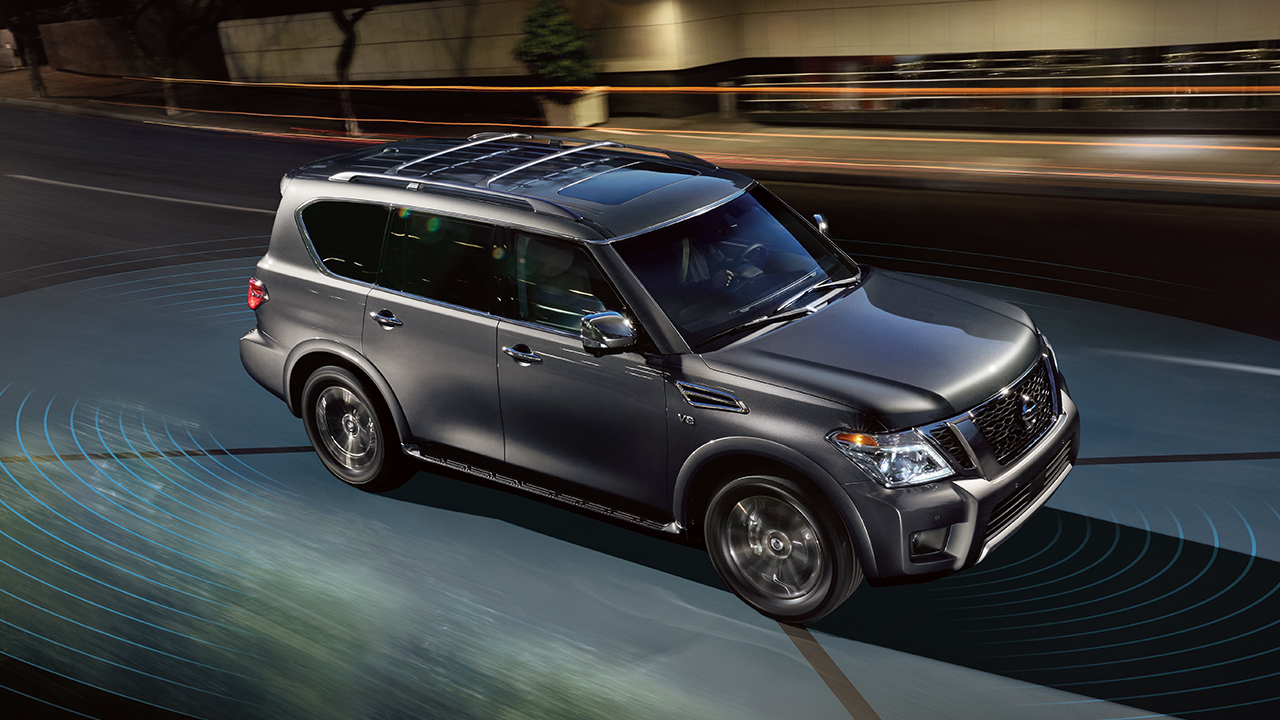 2018 Nissan Armada near Chicago IL