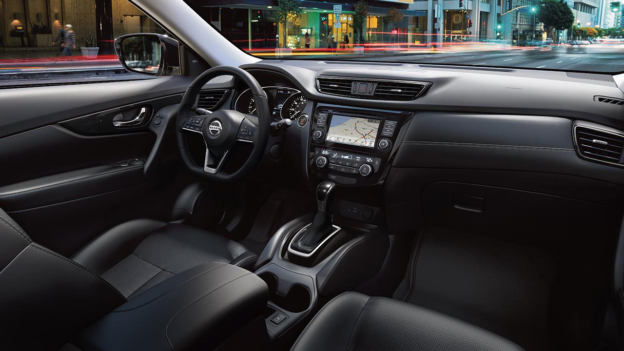 Chicago Illinois - 2018 Nissan Rogue's INTERIOR