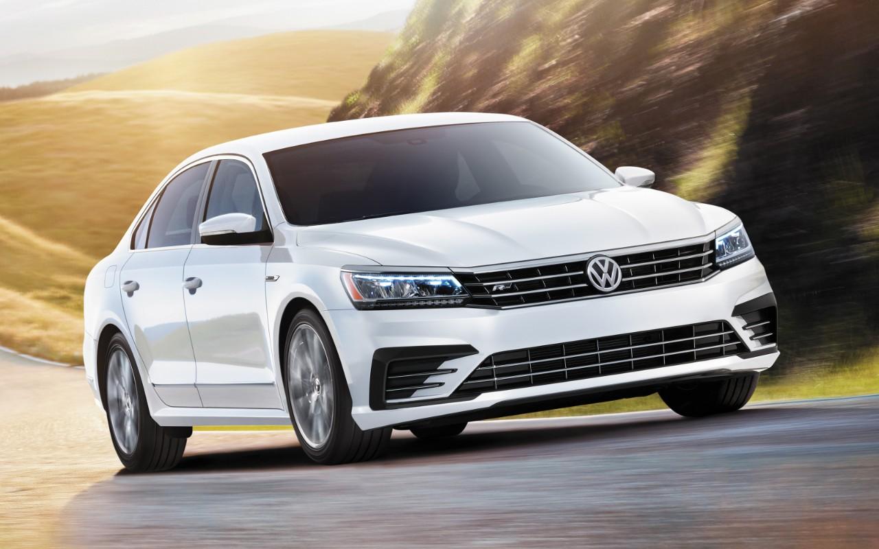 Better Performance with the 2018 Volkswagen Passat GT