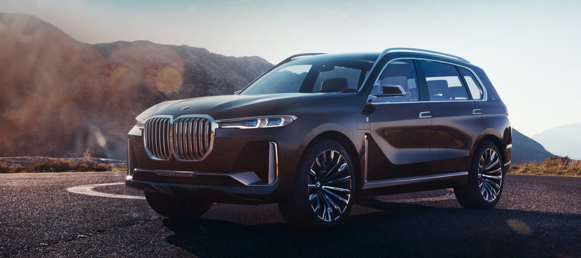 Research BMW X7 Concept iPerformance l Colorado