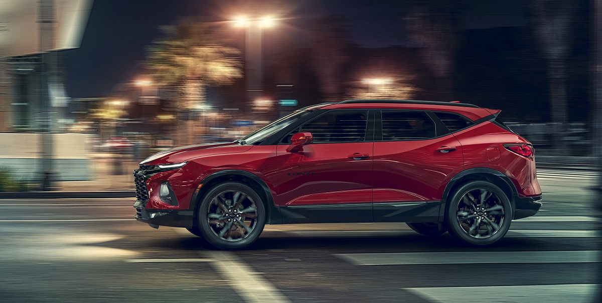2019 Chevrolet Blazer Lease And Specials In Phoenix Arizona