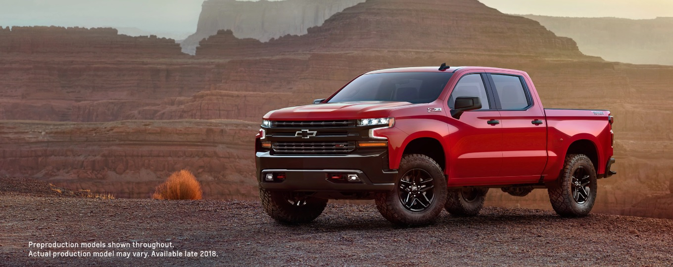2019 Chevrolet Silverado Lease And Specials In Lakewood Colorado