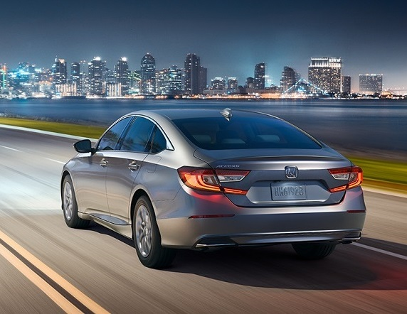 Fort Madison IA - 2019 Honda Accord Overview