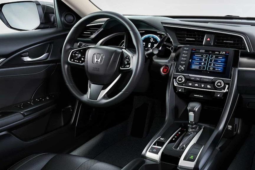 Fort Madison IA - 2019 Honda Civic Sedan Interior