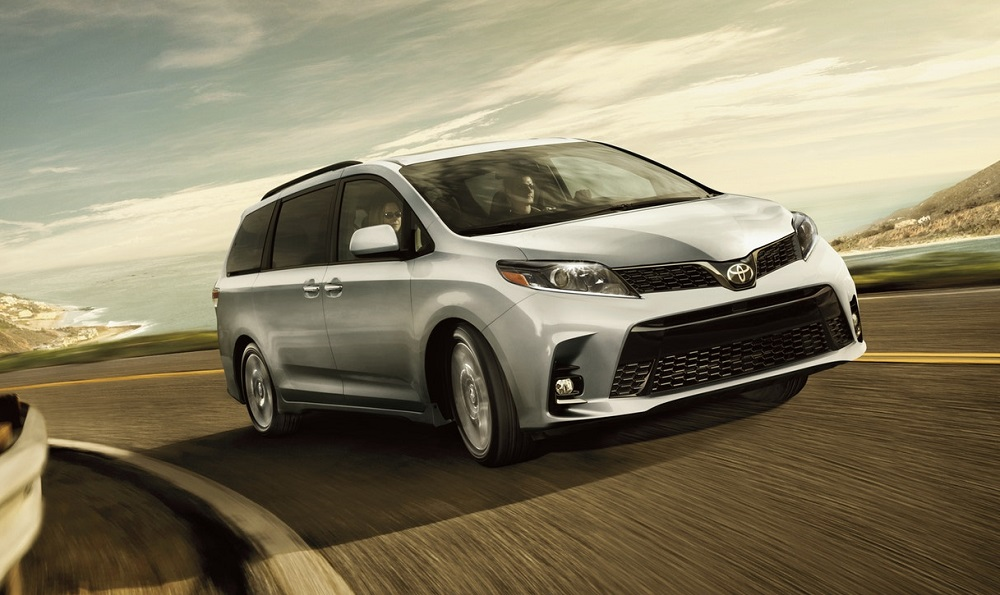 Pittsburgh PA - 2020 Toyota Sienna's Exterior