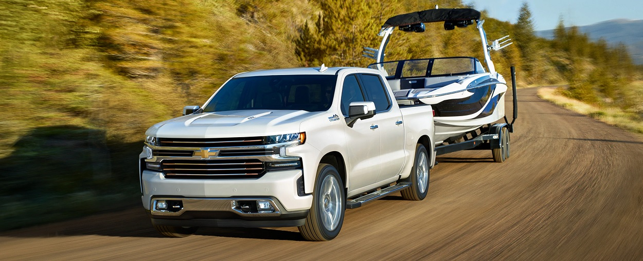 Pittsburgh PA - 2021 Chevrolet Silverado 1500's Overview