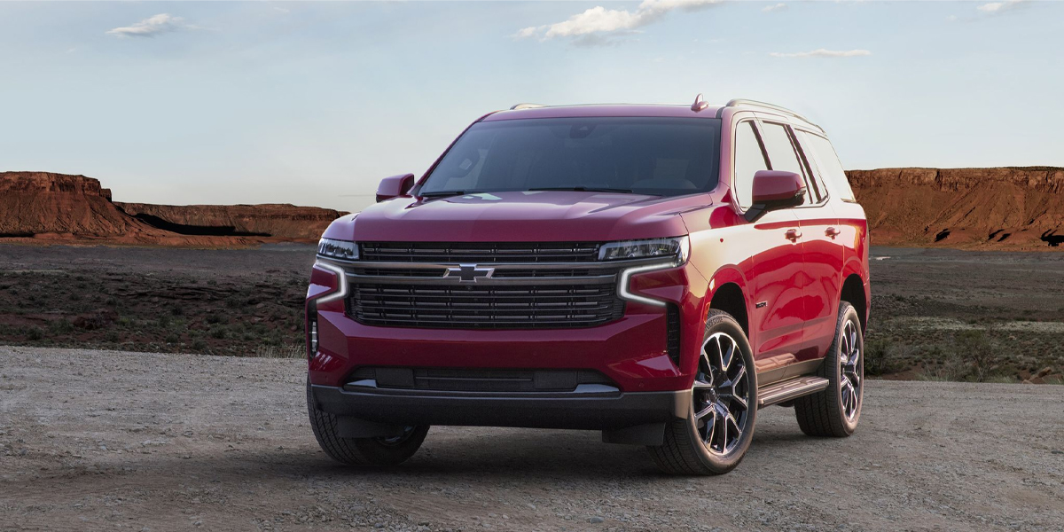 2021 Chevrolet Tahoe is coming to the Iowa City area