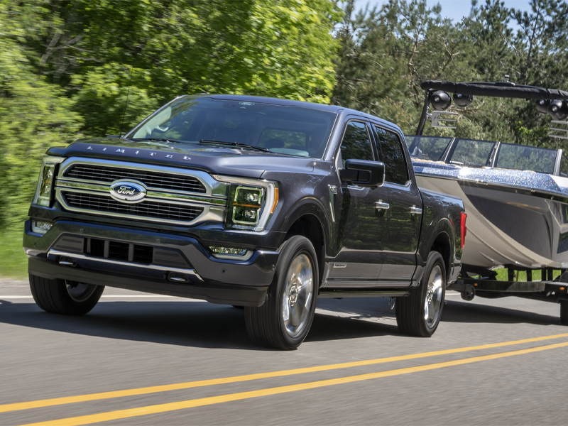 Same's Bastrop Ford - See the evolved 2021 Ford F-150 in Bastrop TX