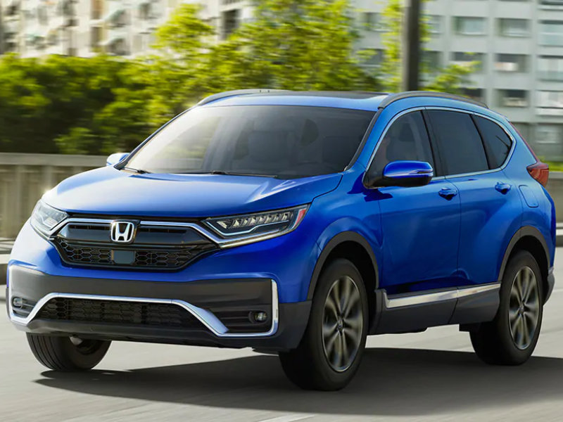 2021 Honda CR-V Lease and Specials near Iowa City IA