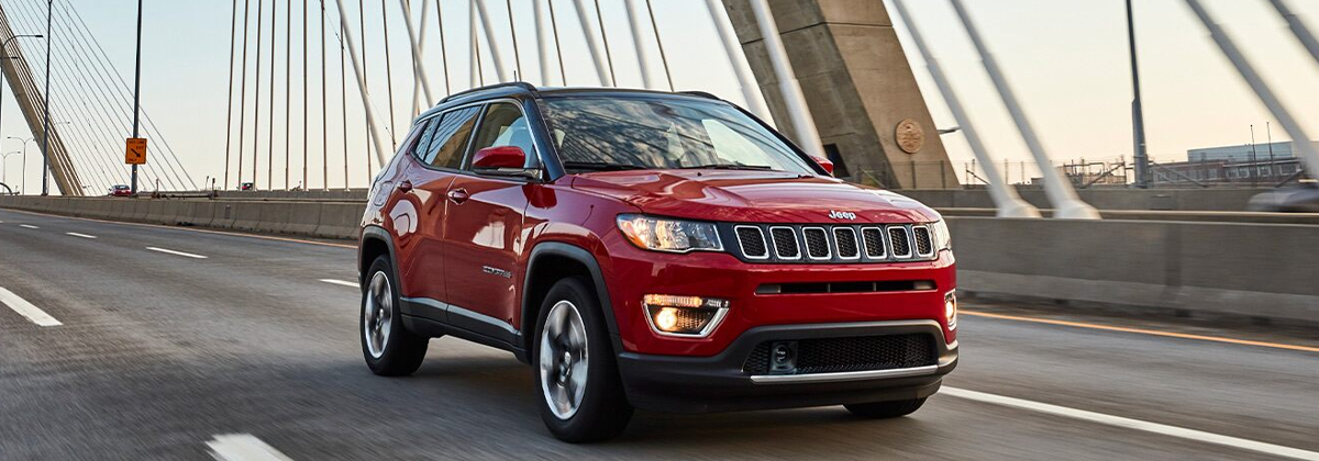 Puente Hills Jeep - The thrilling 2021 Jeep Compass near West Covina CA
