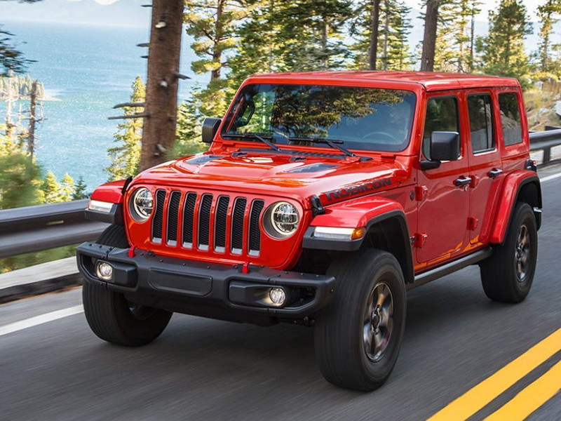 Puente Hills Jeep - The 2021 Jeep Wrangler simplifies cargo space near West Covina CA