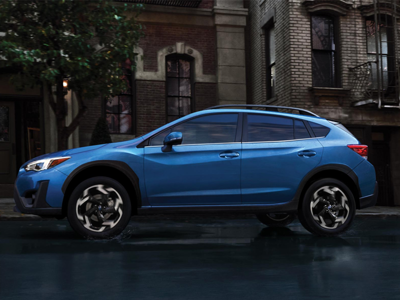 The 2021 Subaru Crosstrek offers remarkable improvements near Lafayette CO