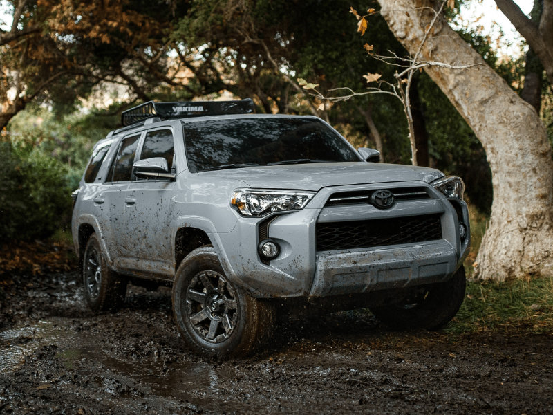 Pittsburgh PA - 2021 Toyota 4Runner's Overview