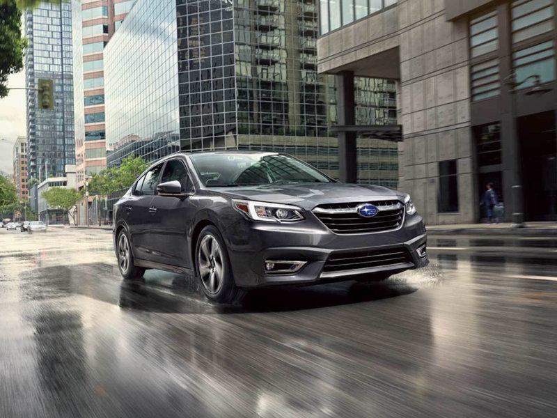 Experience luxury in a 2022 Subaru Legacy near Warren MI