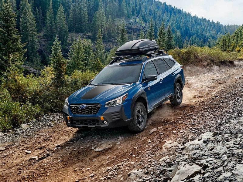 Colorado Subaru presents the 2022 Subaru Outback