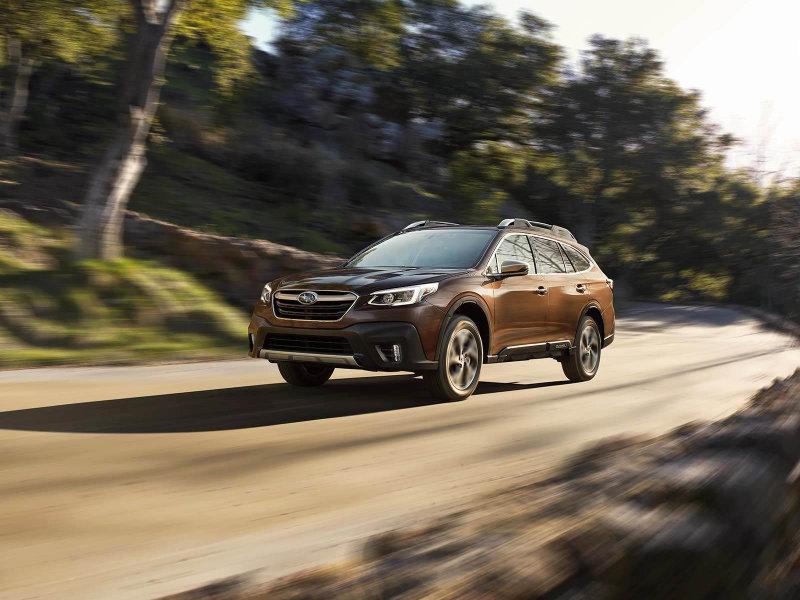 Research 2022 Subaru Outback near Detroit MI