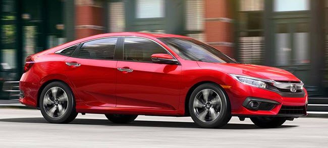 2016 Honda Civic Serving Denver Colorado