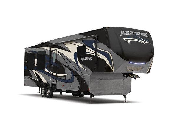 Keystone Alpine 3470RK l Longmont Colorado
