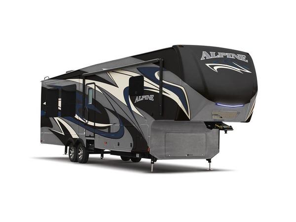 Keystone Alpine 3535RE l Longmont Colorado