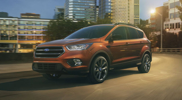 Research 2017 Ford Escape Metro