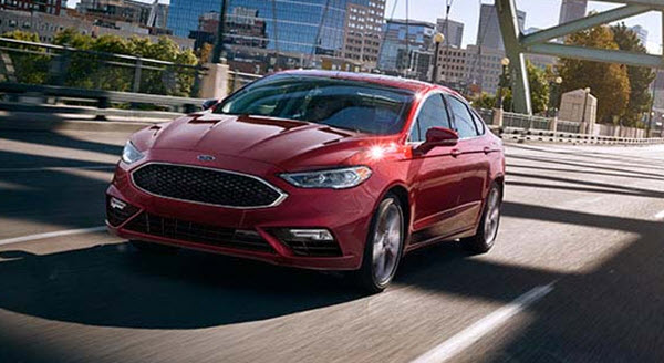 Research 2017 Ford Fusion Metro